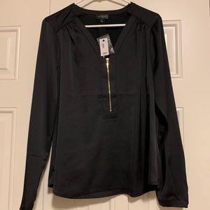 The Limited Black Blouse (new with tags)